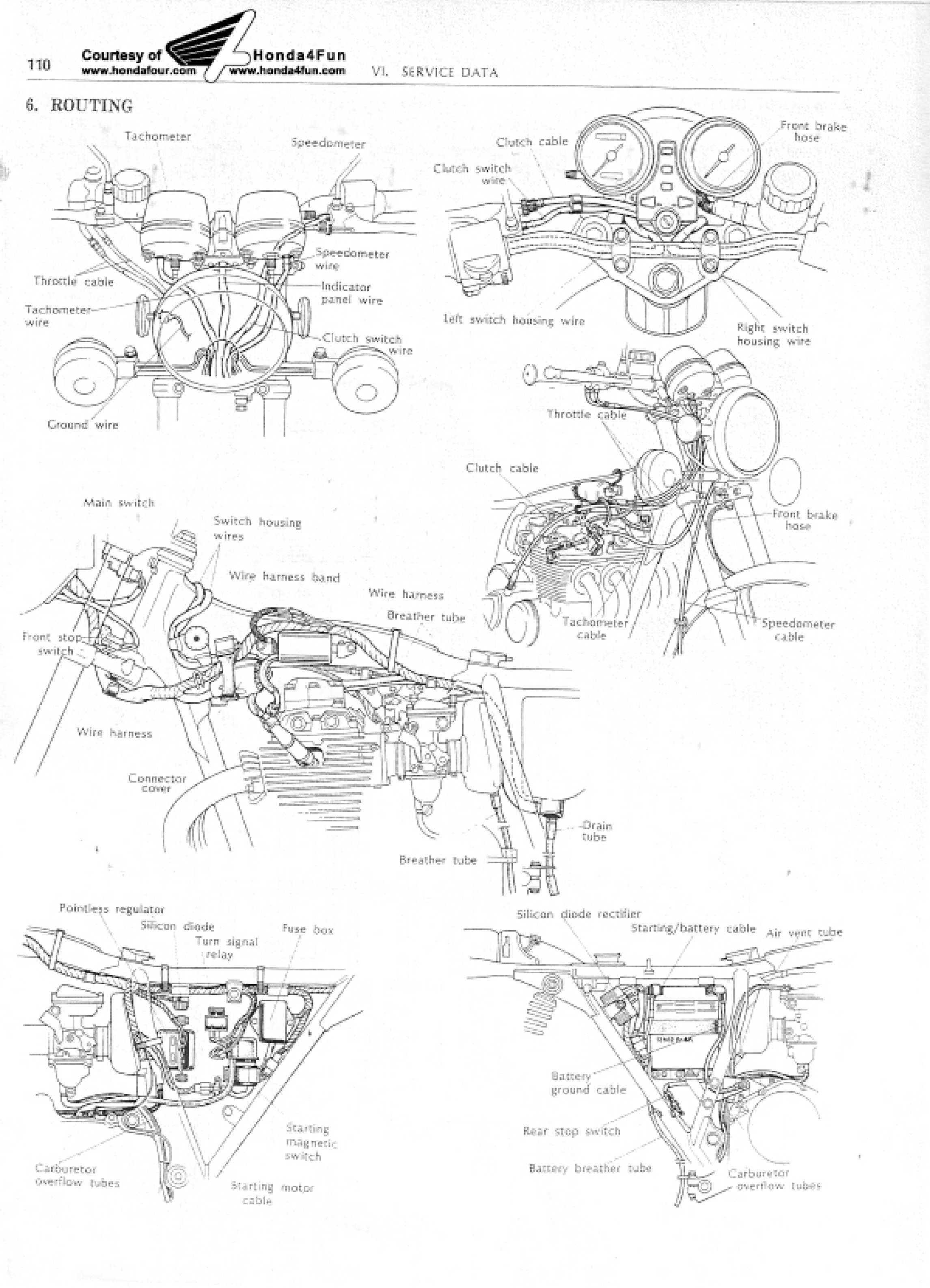 Super Honda Cb350F Wiring Diagram Wiring Library Wiring Digital Resources Millslowmaporg